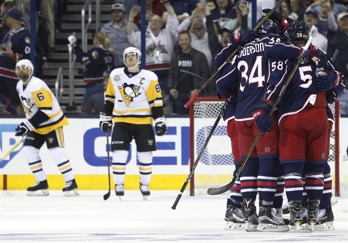 Video highlights from Penguins-Blue Jackets Game 4 | Pittsburgh ...