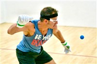 David Fink, a Fox Chapel native, is fighting to finish ranked No. 1 in handball.