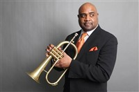 Terell Stafford will be performing here on Saturday with the Terell Stafford Quintet.