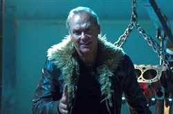 "Michael Keaton as Adrian Toomes / The Vulture in the trailer for the Sony Pictures release ""Spider-Man: Homecoming."""