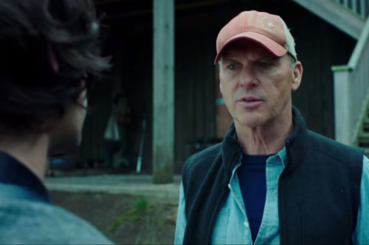 "KeatonStillAssassin.jpg Michael Keaton as Stan Hurley, training Dylan O'Brien in ""American Assassin,"" a Lionsgate and CBS Films movie, based on the Vince Flynn series of novels about counterterrorism agent Mitch Rapp (O'Brien, left)."