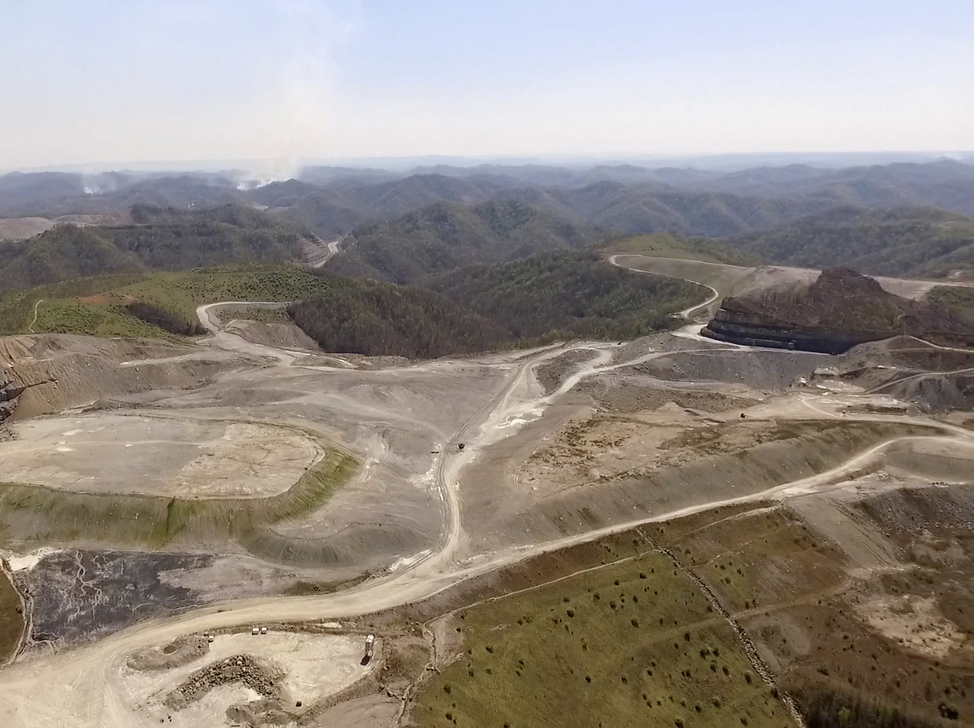former coal mine could be largest solar farm in kentucky  once upon a time we posted about a provocative essay suggesting that the whole of kentucky could be powered by solar installed on former mountaintop