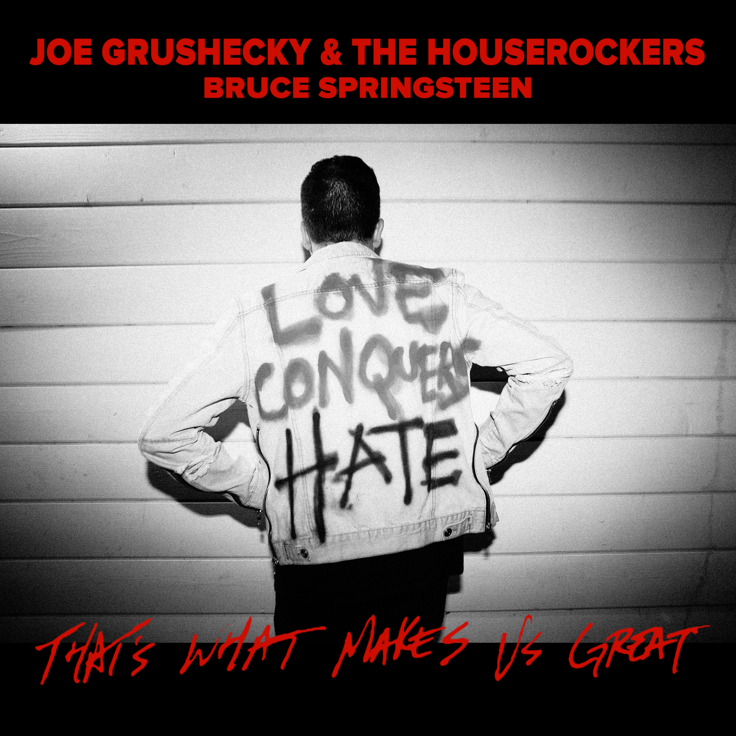 Bruce Springsteen and Joe Grushecky release new protest song