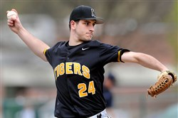 Bobby Brown and North Allegheny have adapted well to the new pitch count rule.