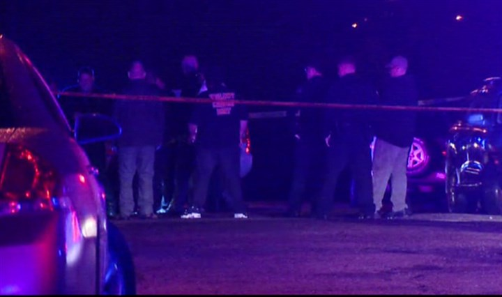 mckeesport fatal shooting Police at the scene of a double fatal shooting in McKeesport overnight.