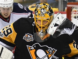 Marc-Andre Fleury will be the Penguins starting goalie in the conference semifinal series against the Capitals, which begins Thursday in Washington. Matt Murray was the Penguins goalie against the Capitals a year ago, but he was injured before the 2017 playoffs began.