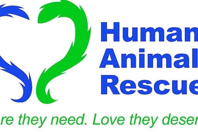 new logo for Humane Animal Rescue (ARL and WPaHumane merger).