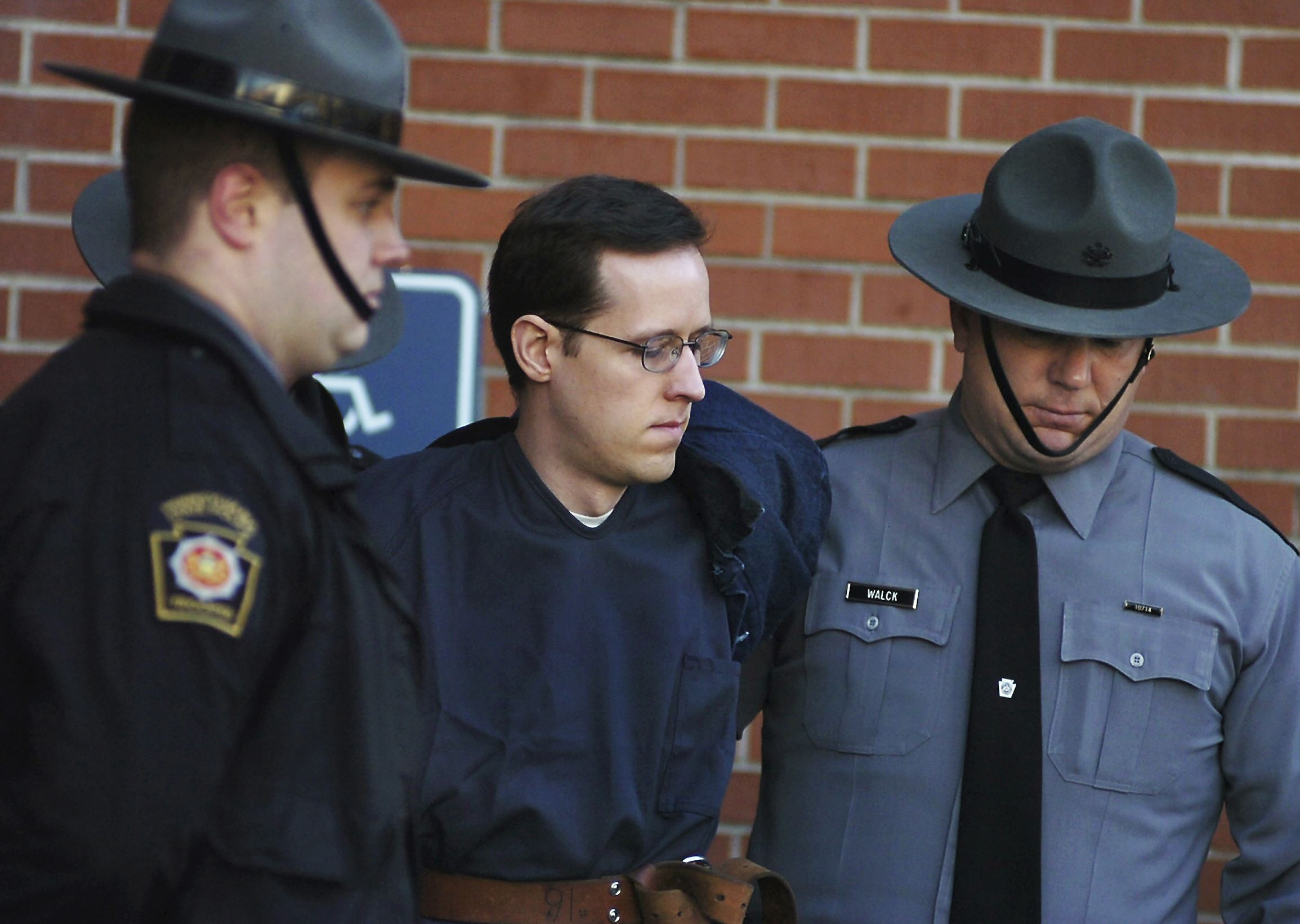 Cop killer Eric Frein sentenced to death