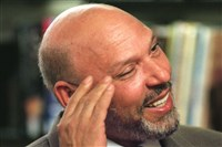 Playwright August Wilson seen here in a 1999 photo.