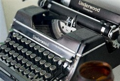 Ten typists using vintage typewriters will be stationed in Market Square Friday and Saturday to take dictation of letters from anyone who wants to send a letter to President Donald Trump.