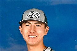 Pine-Richland pitcher Ryan Okuda threw a one-hitter against Plum to win 2-0 in a WPIAL quarterfinal playoff game.