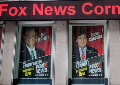 O'Reilly breaks his silence after exit from Fox News