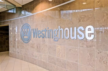 westinghouse hq lobby photo by Anya Litvak