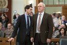 "Nicholas D'Agosto, left, plays Josh and John Lithgow is Larry in the consistently funny ""Trial & Error"" on NBC."
