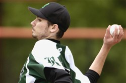 On Monday, Cristian Cicchinelli earned Riverside's fifth consecutive WPIAL playoff shutout .