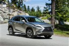 Exterior: The 2017 Lexus NX200t is a handsome small SUV, but its spaciousness is reduced immensely by the swoopy profile.