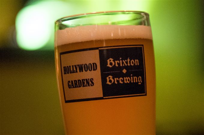 An India pale ale at Brixton Brewing in Rochester.