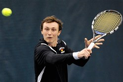 Sewickley Academy's Ryan Gex is a four-time WPIAL champ in doubles, but has yet to capture a PIAA championship.