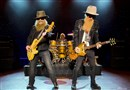 ZZ Top, left to right, Dusty Hill, Frank Beard and Billy Gibbons.