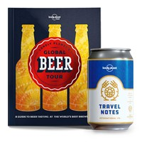 Featuring breweries in 32 countries across five continents, Lonely Planet's Global Beer Tour (Lonely Planet Food / $19.99 / May 16, 2017) explores the vibrant world of craft beer around the world, from San Diego to South Africa.