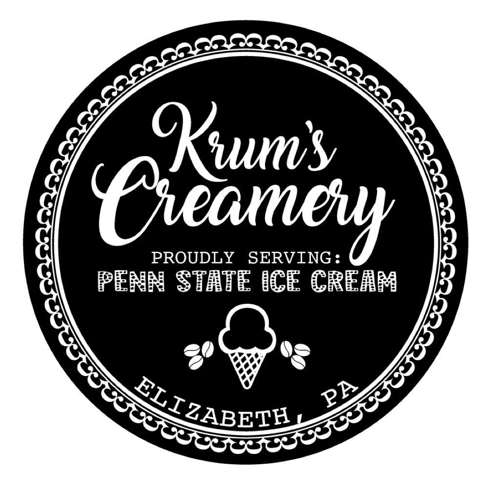 krums5-4 Krum's Creamery sells Penn State's Berkey Creamery ice cream.