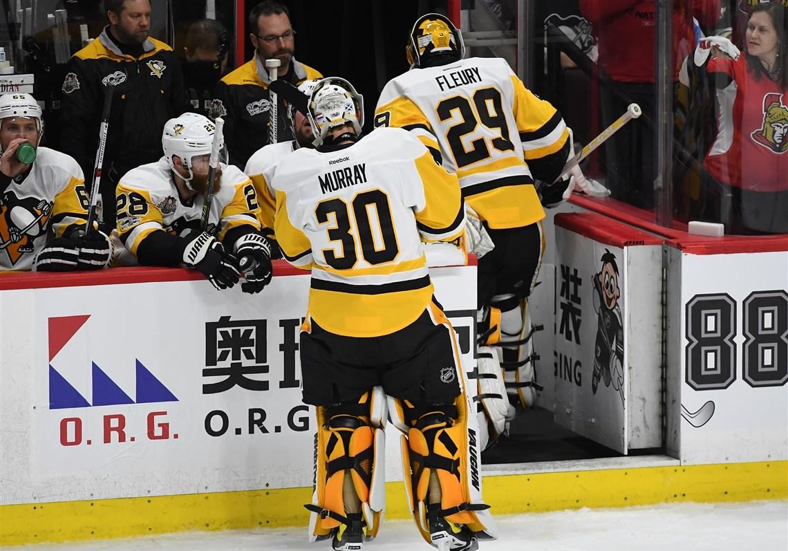 Matt Murray Makes His Return To Penguins' Net In Gameittsburgh Post-Gazette