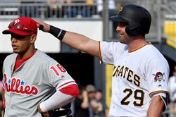Francisco Cervelli and the Pirates may soon be in the same division as the Philadelphia Phillies, according to a proposal detailed by Baseball America's Tracy Ringolsby.
