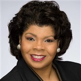 April Ryan of American Urban Radio Networks.