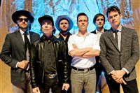 Old Crow Medicine Show: Chance McCoy, left, Kevin Hayes, Critter Fuqua, Morgan Jahnig, Cory Younts and Ketch Secor.