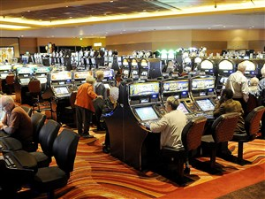 The Rivers Casino on the North Shore is just one of the establishments that would be smoke-free under legislation proposed in the Pennsylvania Legislature.