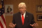 "Alec Baldwin portrays President Donald Trump on ""Saturday Night Live."""