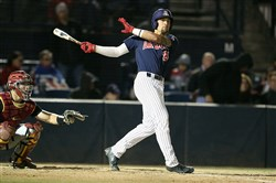 J.J. Matijevic, a Norwin graduate, is one of the leading hitters in the Pac-12 as a first baseman at Arizona.