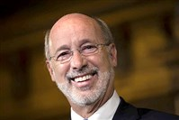 In a statement, Gov. Tom Wolf asked President Donald Trump to guarantee payments to insurance companies through the end of the year and all of 2018