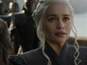 """In the latest """"Game of Thrones"""" season 7 trailer, Daenerys Targaryen (Emilia Clarke) appear to be finally returning home to Westeros, equipped with a powerful army."""