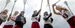 The Oakland Catholic lacrosse team may have surprised a few opponents last year, but the Eagles are one of the teams to beat in this year's playoffs.