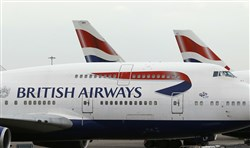"British Airways apologized in a statement for what it called an ""IT systems outage"" and said it was working to resolve the problem."