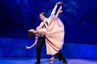 "McGee Maddox and Sara Esty in ""An American in Paris."""
