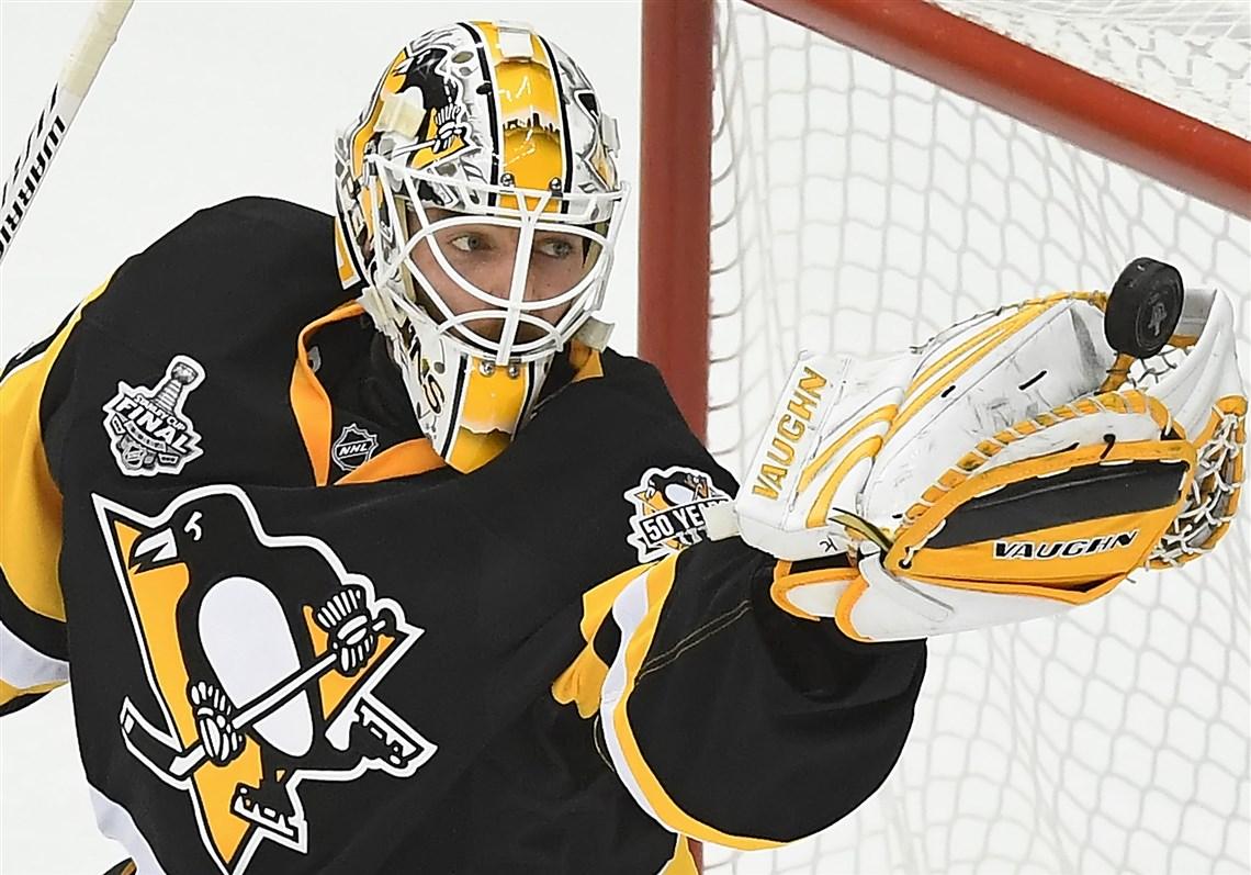 Matt Murray's Demeanor A Transferrable Asset For Penguins