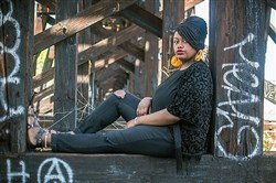 Nairobi is a featured artist at the CREATE Festival at the August Wilson Center for African American Culture Thursday.