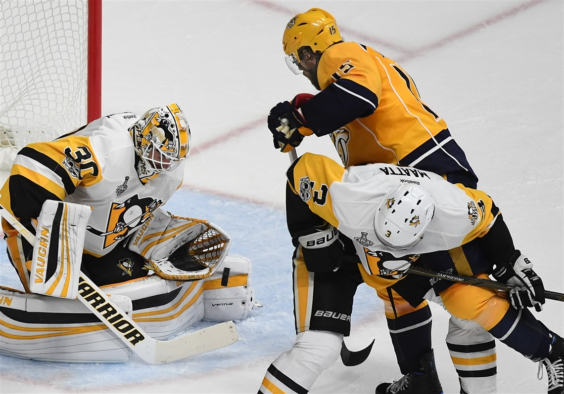 Ron Cook: Penguins Defensemen Have To Play Better In Gamend They Will