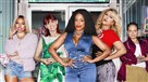 "Niecy Nash, left, Jenn Lyon, Carrie Preston and Judy Reyes star in ""Claws."""