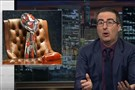 "Comedian John Oliver joked during his Sunday, June 4, 2016, show that he had always assumed Pittsburgh's mayor was a ""Heinz ketchup-drenched Lombardi trophy."""