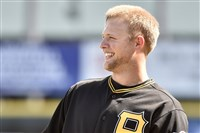 Indianapolis outfielder Austin Meadows, the Pirates top prospect, was placed on the disabled list last week with a strained hamstring.
