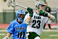 Pine-Richland's Thomas Hanulak scored 56 goals and was selected as a U.S. Lacrosse All-American.