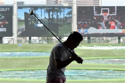 Topgolf Las Vegas on March 30.