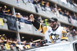 Phil Kessel is a two-time Stanley Cup champion.