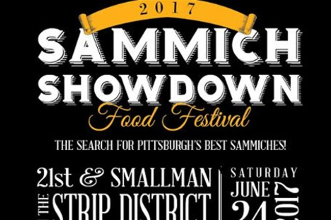 The inaugural Stip Search 2017: Sammich Showdown is a food festival in search of Pittsburgh's best sandwiches.