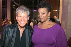 David Sanborn with Janis Burley Wilson