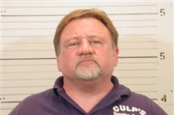 An undated handout photo from the FBI of James Hodgkinson, who wounded four after he opened fire on a congressional baseball practice in Alexandria, Va.