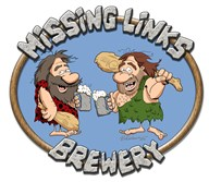 Logo for Missing Links Brewery.